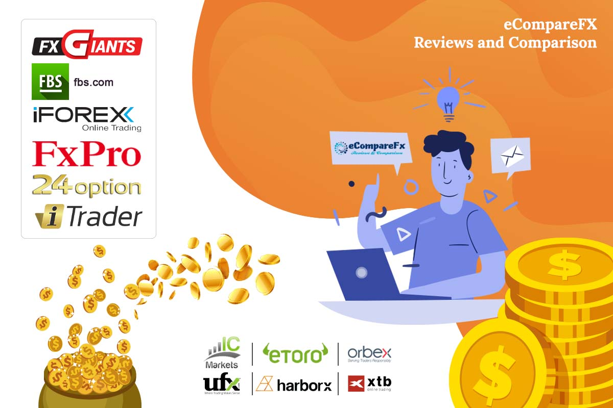 eCompareFX Forex Trading Agents Review and Comparison
