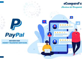 eCompareFX PayPal Money Transfer Review
