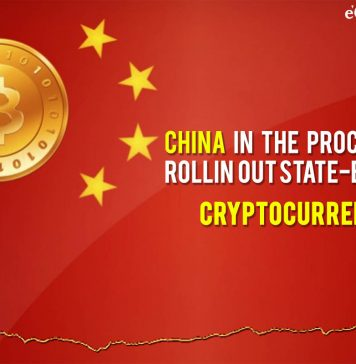 China in Process of Rolling out Cryptocurrency - eCompareFX News