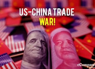 US China Trade War Impacting Forex - eCompareFX News