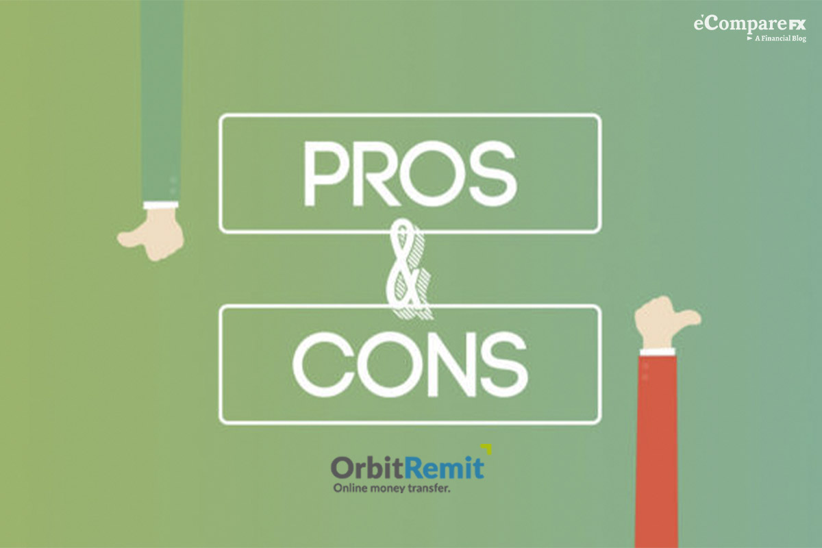 Pros and Cons of OrbitRemit
