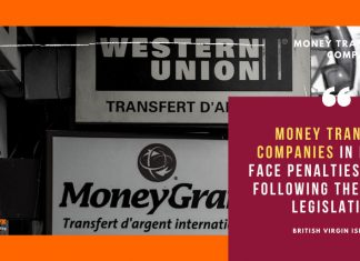 Money Transfer Companies in BVI - eCompareFx