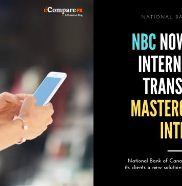 NBC Now Allows International Transfer Via MasterCard And Interac - ecomparefx