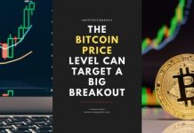 The Bitcoin Price Level Can Target a Big Breakout