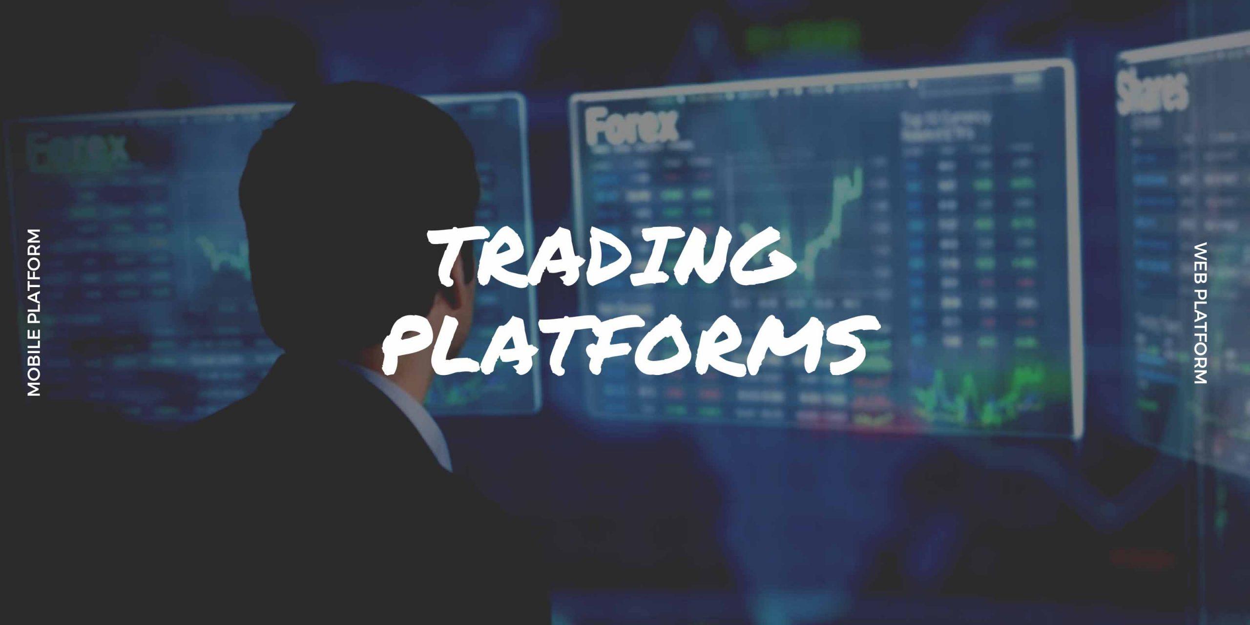 Trading platform - eCompareFX