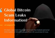 Global Bitcoin Scam Leaks Information