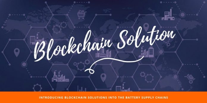 Introducing Blockchain Solutions Into The Battery Supply Chains - eCompareFX