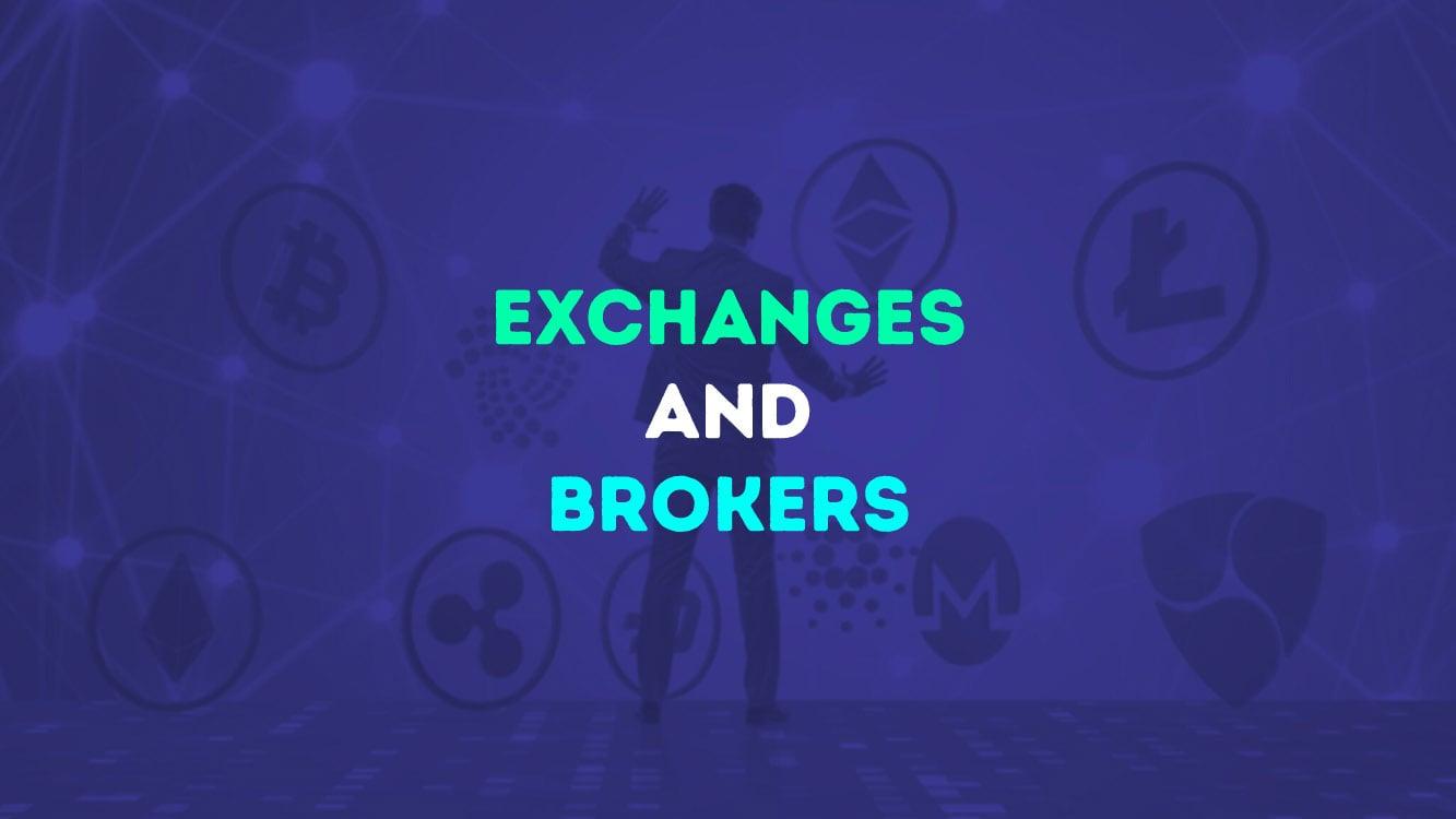 Exchanges & Brokers - eCompareFX