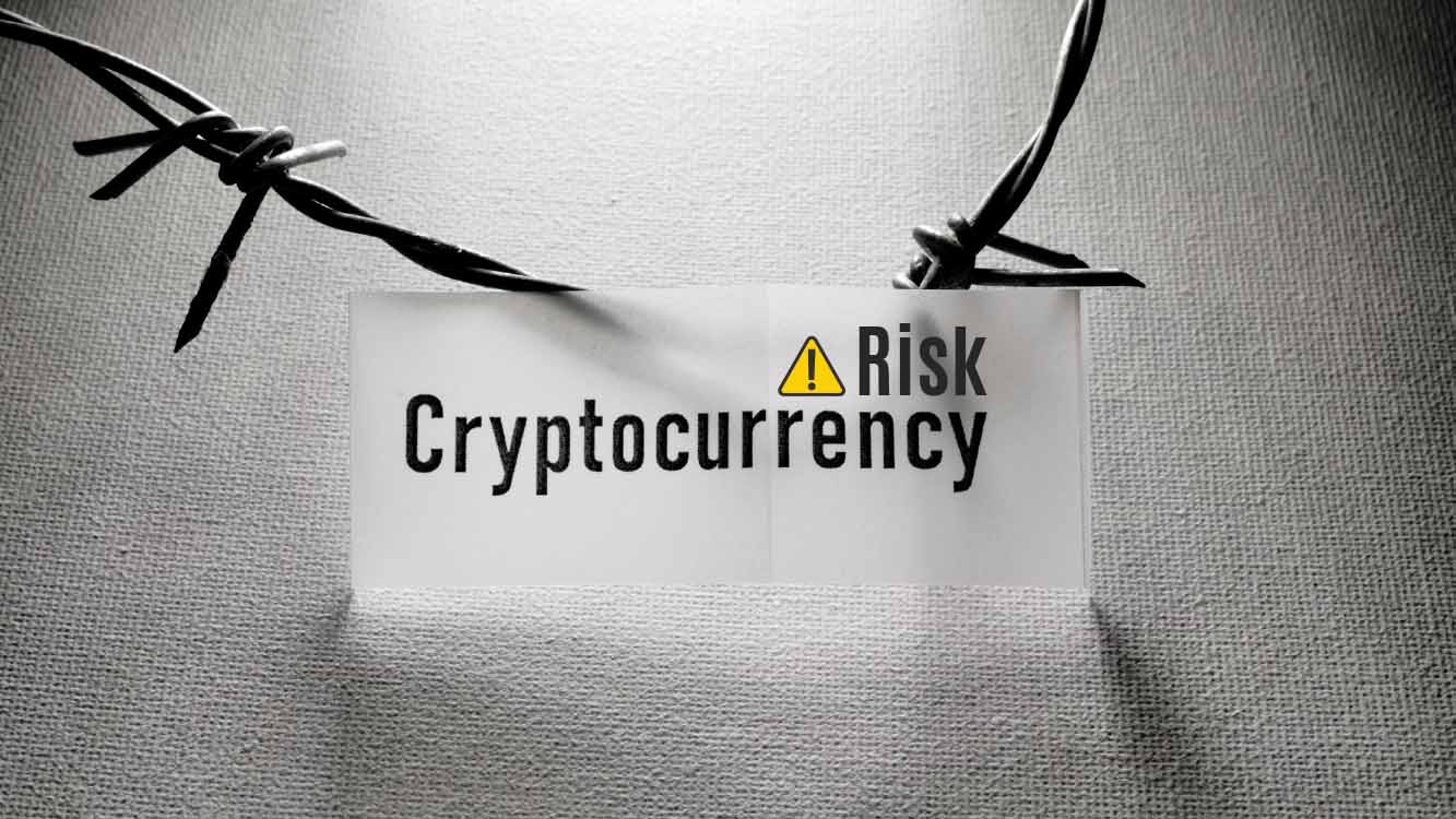 Risk Cryptocurrency - eCompareFX